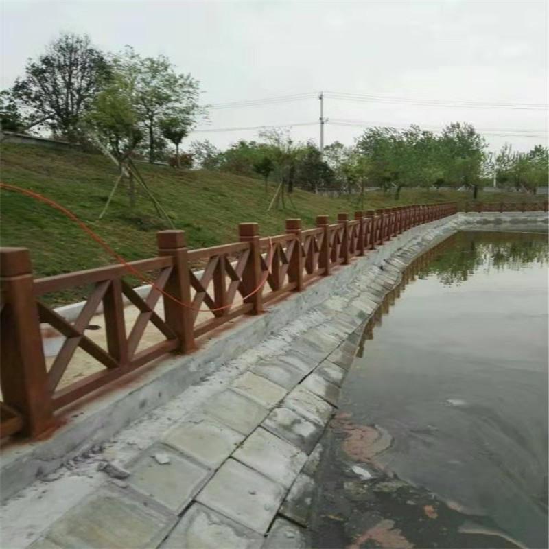 木纹护栏在大自然中有哪些运用呢?