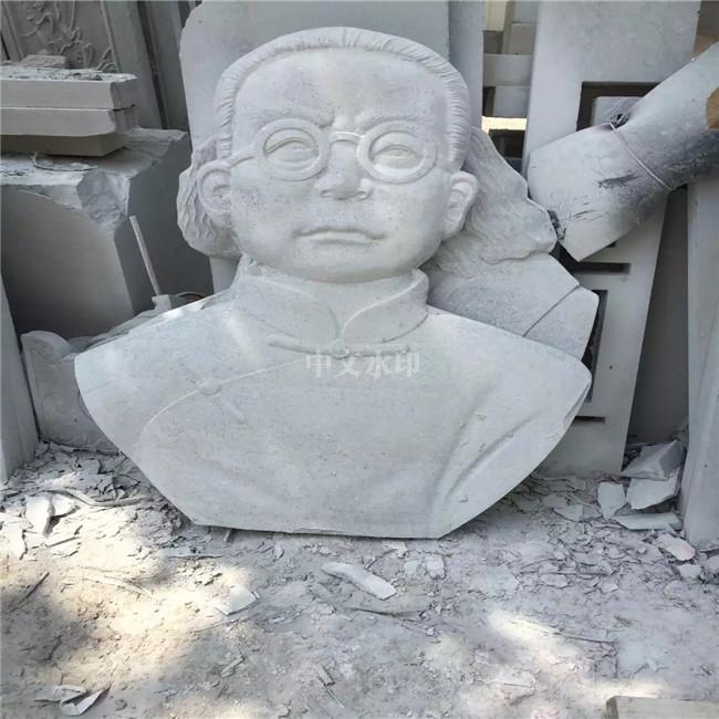 海南不锈钢雕塑肖像