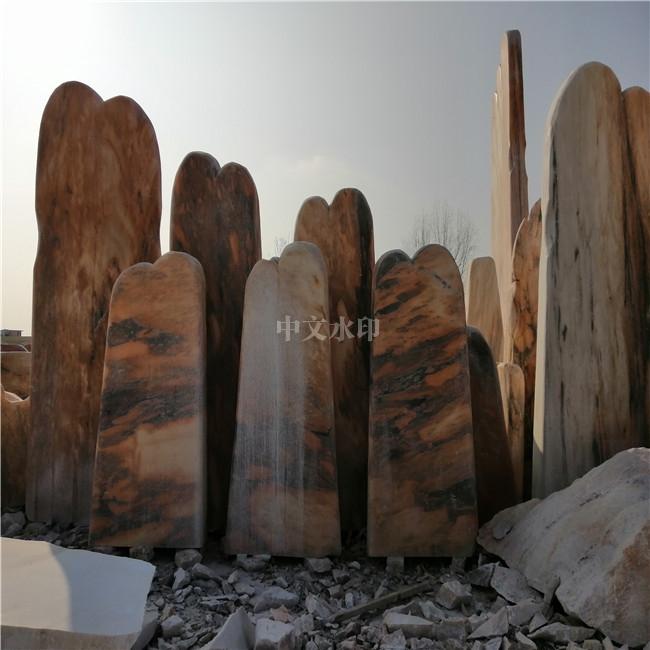 海南不锈钢雕塑景观石