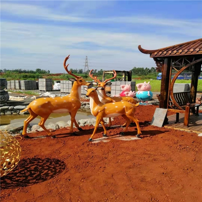 海南不锈钢雕塑景观